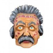 Mask  Einstein zombie