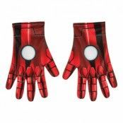 Iron Man Handskar Vuxen - One size