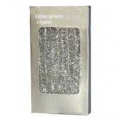 Julgransglitter - Silver