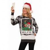 Jultröja  Selfie-XL