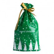 Presentpåsar Jul Stor - 15-pack Gröna