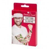 Tatueringsärmar Jul - 1-pack