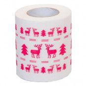 Toalettpapper med Julmotiv