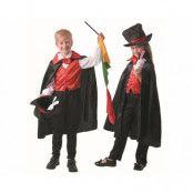 Magiker maskeraddräkt barn 110-120