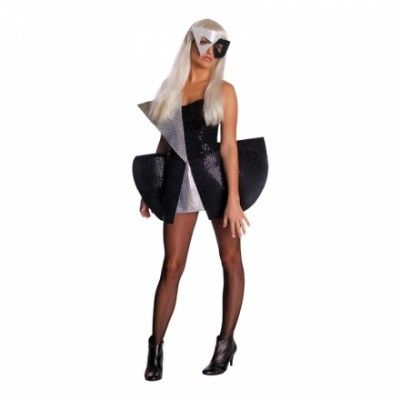 Lady Gaga Maskeraddräkt