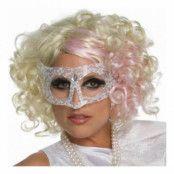 Lady Gaga Lockig Peruk