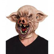 Galen Gris - Heltäckande Latexmask