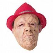 Gammal Man Latexmask