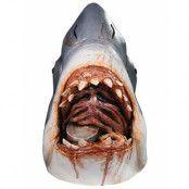 Jaws Licensierad Lyxig Latex Mask