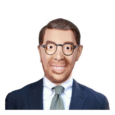 Jimmie Åkesson Latexmask - One size