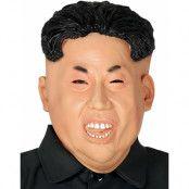 Kim Jong-un Inspirerad Heltäckande Latexmask