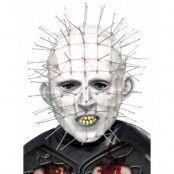 Licensierad Hellraiser Pinhead Latexmask