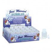 Såpbubblor Bröllop - 24-pack
