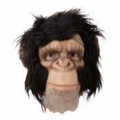 Schimpans Latexmask - One size