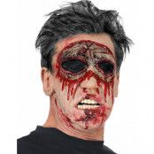 Zombie Eyes - Latex Protes med Fästmedel