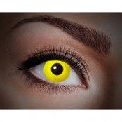 Färgade linser UV Flash Yellow