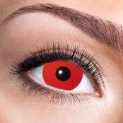 Färglinser  Minisclera röd