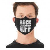 BACK OFF Ansiktsmask - One size