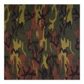 Bandana Kamouflagefärgad