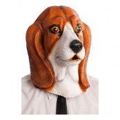Basset Hund Mask - One size