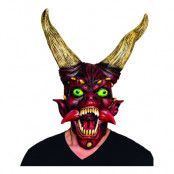 Djävulshärskare Mask - One size