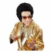 Elvis Presley Mask med Hår