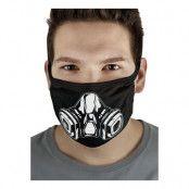 Gas Mask Ansiktsmask - One size