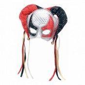 Gycklare Karneval Mask