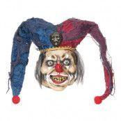 Gycklare Zombie Mask - One size