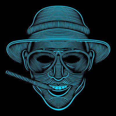 LED Mask Duke