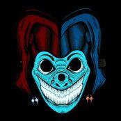 LED Mask Gycklare