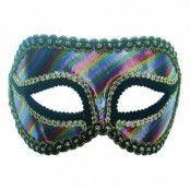 Regnbåge Maskerad Mask