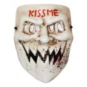 Sinister Kiss Me Mask - One size