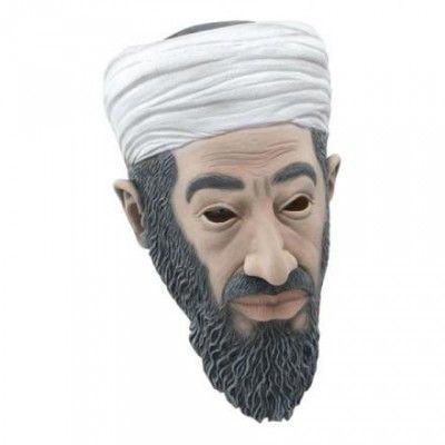 Usama bin Laden Mask - One size