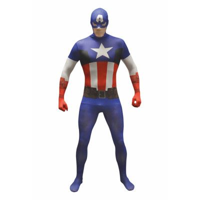 Morphsuit, Captain America M