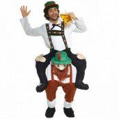 Morphsuit  Piggyback Bavarian