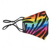 OppoSuits Wild Rainbow Munskydd - One size