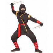 Komplett Ninjadräkt (Barn)