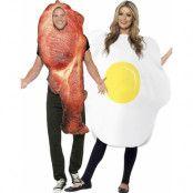 Parkostym - Ägg och Bacon