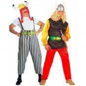Parkostym - Asterix och Obelix