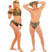 Parkostym - Eva och Adam