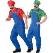 Parkostym - Mario och Luigi till Herrar