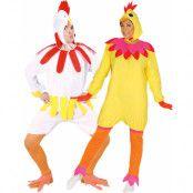 Parkostymer - Kyckling Galenskap