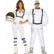 Parkostymer - Måne Astronauter