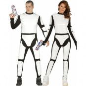 Parkostymer - Star Wars Inspirerade Stormtrooper Kostymer