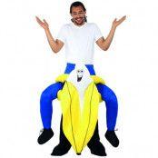 Piggyback, banan