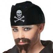 Barnens pirat bandana huvudbonad