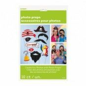 Fotoprops Pirat - 10-pack