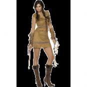 Fever Pocahontas Costume, SMALL