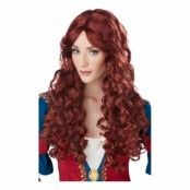 Marion Rödbrun Peruk